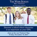 Webb invites visitors to experience typical day on Nov. 10