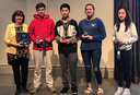 8th graders 3rd in midstate math competition; Xing, Thiel, Le win individual honors