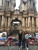 """Faces and Our Cultures provides exchange for Webb, Guatemalan students"