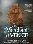 "Webb to present ""The Merchant of Venice"""