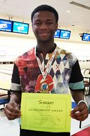 Vincent USBC Pepsi Tournament Champion, claims other awards in 2018-2019 season
