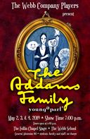 """The Addams Family"" is spring play"