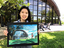 Liang artwork selected for Southern Teachers new calendar
