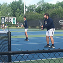 Azar-Thompson Tennis State Tournament run ends at quarterfinals